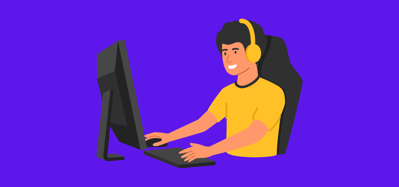 Datakunnskaper oppnår du ved å bruke PC
